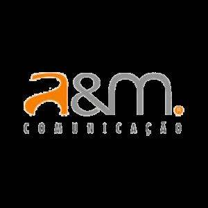 Logomarca A&M Comunicação