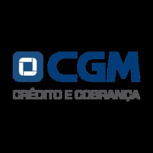Logomarca CGM Crédito e Cobrança