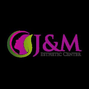 Logomarca J&M Esthetic Center
