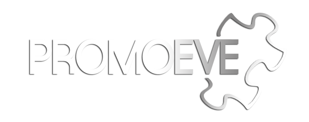 Logomarca Promoeve Branca