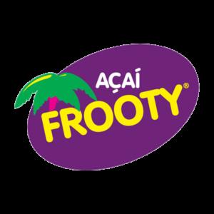 Logomarca Açaí Frooty