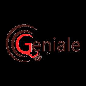 Logomarca Geniale
