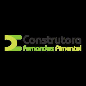 Logomarca Fernandes Pimentel Construtora