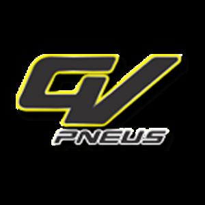 Logomarca GV Pneus