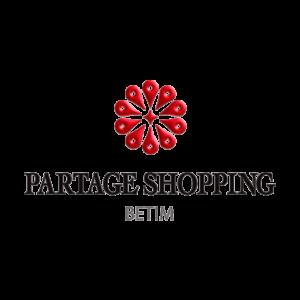 Logomarca Partage Shopping Betim