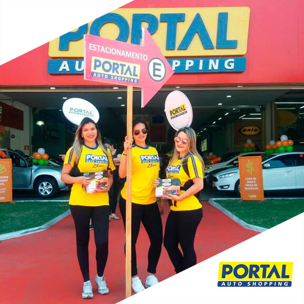 Ação Promocional Portal Auto Shopping
